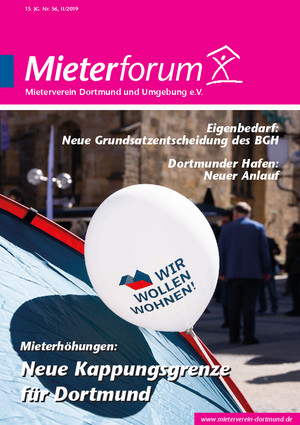Titelbild Mieterforum